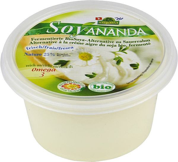 Soyananda bio Sauerrahm-Alternative 200 g